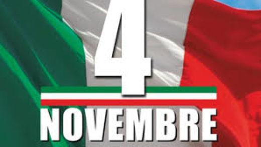 4 novembre: 'Loro lo hanno versato, noi lo doniamo'
