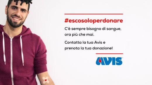 #ESCOSOLOPERDONARE